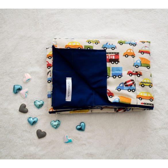 Gyermek súlyozott takaró S 18kg-ig - személyre szabott