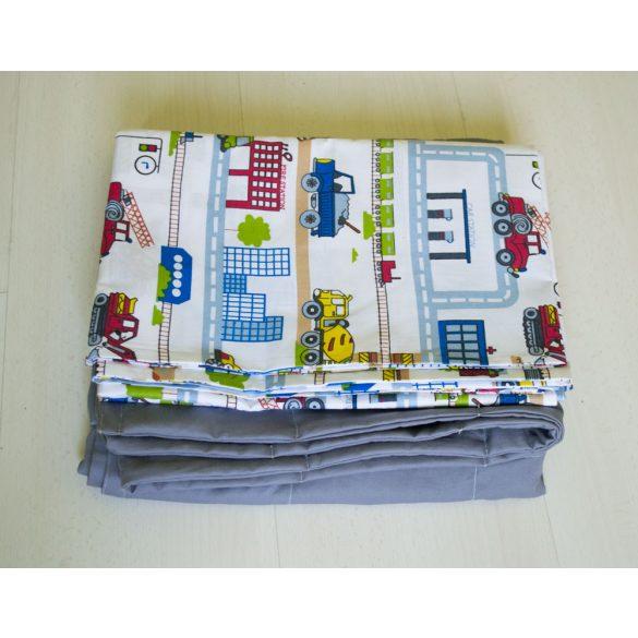 S súlyozott takaró huzattal - 90*132 cm
