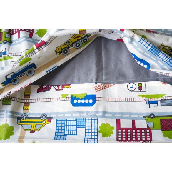 L-es súlyozott takaró huzattal (120*160 cm)