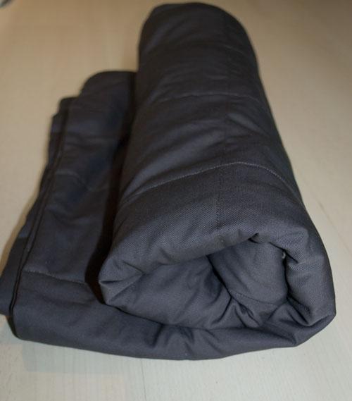 Hogyan tartsuk tisztán a súlyozott takarónkat?